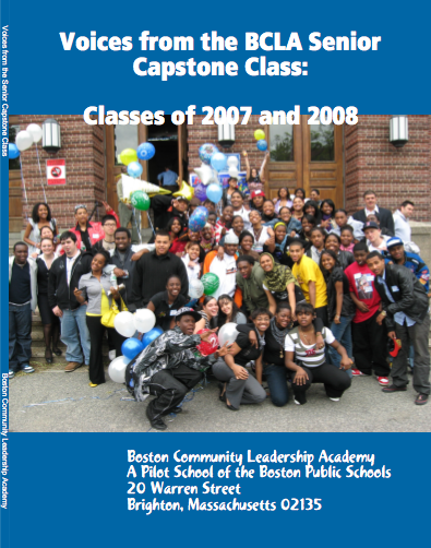 Capstone Viewbook